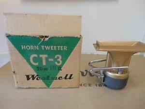 westwell horn tweeter,,,,,88
