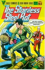 The stainless steel Consejo # 6 (of 6) (carlos ezquerra) (Eagle Comics estados unidos, 1986)