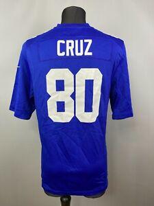 VICTOR CRUZ NEW YORK GIANTS JERSEY NFL FOOTBALL SHIRT NIKE MENS SIZE M