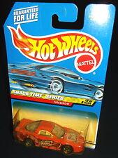 Hot Wheels 2000 #014 Snack Time Series #2 of 4 Firebird BBQ Cheesy Orange 5SPs