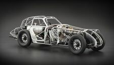 CMC Alfa Romeo 8C 2900 B Rolling Chassis LE of 1000 CMC 130 1:18*New Item!