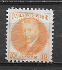 CANAL ZONE , US , 1928/40 , HODGES , 10c STAMP , PERF , MNG
