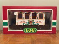 LGB 3036 Circus 2-Axle Passenger Car *G-Scale*