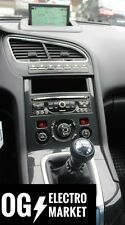 Peugeot 5008 GPS système de navigation set radio sat nav rneg 2 rt6 wip Nav +