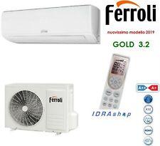 Condizionatore climatizzatore Ferroli  GOLD 3.2 9000 BTU gas R32 classe A++