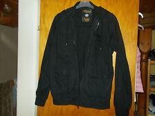 Jacke  Kapuzenjacke   von Fishbone   Größe  M   schwarz    selten getragen
