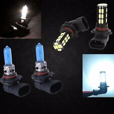 Combo 9005-Halogen Xenon 9006 LED Samsung Chip 30 SMD Headlight White Light Bulb