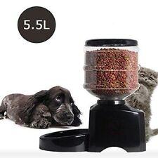 5L Digital Automático Alimentador de Mascotas Conveniente Comedero