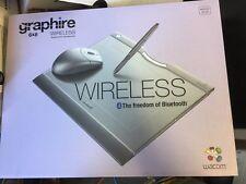 Wacom Graphire4 6x8 wireless Tablet