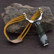 Schleuder Steinschleuder Zwille Futterschleuder Slingshot Sportschleuder Outdoor