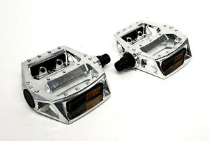 "SUNLITE MX Alloy Bicycle Pedals 9/16"" Silver"