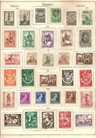 Belgium / Semi-Postal Good Lot Charity Belgien Belgique Stamps