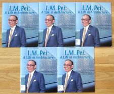 Lot 5 I.M. PEI Life in Architechture Guided Reading Math Level R Rigby L21