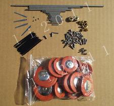 Alto sax pads Complete Set of 25 pads + Alto sax repair parts screws,parts