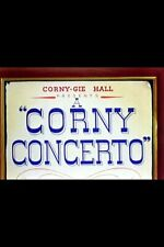 RARE 16mm Cartoon: A CORNY CONCERTO (BUGS BUNNY / ELMER FUDD) FANTASIA SPOOF