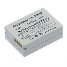 Batteria NB-10L per Canon Powershot G1 X NB10L SPEDIZIONE CORRIERE