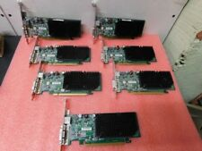 (7) DELL ATI Optiplex GX620 GX280 745 755 Tower Video Card PCIe x16 -- Lot of 7