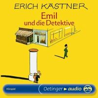 EMIL UND DIE DETEKTIVE (HÖRSPIEL)  CD NEU