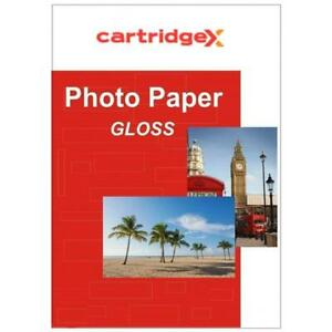 100 Sheets 6x4 Gloss 260gsm Photo Paper For Inkjet Printer - High Quality