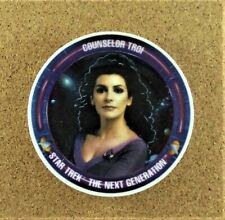 Counselor Troi Mini Plate Star Trek The Next Generation Paramount Pictures