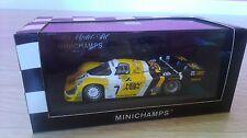 MINICHAMPS 1/43 Porsche 956 L winner Le Mans 1985