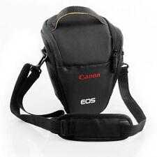 Camera Case Bag New Nylon for Canon DSLR 1100D 1000D 750D 760D 700D 50D 60D 7D