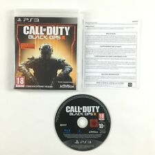Call of Duty Black Ops 3 III PS3 / Jeu Sur Playstation 3