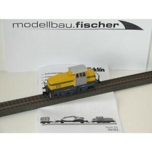 Märklin Diesel Locomotive From 29183 Type Dhg 500 New