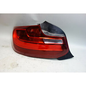 2014-2017 BMW F22 F23 2-Series Factory Left Rear Driver Tail Light Lamp OEM