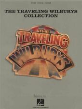 The Traveling Wilburys Collection Piano Vocal Guitar Sheet Music Book