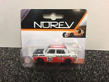SIMCA 1000 RALLYE #34 environ 1:50 NOREV METAL RACING RETRO NEUF NEW