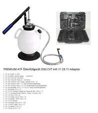 PREMIUM Öleinfüllgerät mit 19 Adapter Öleinfüller Ölfüllgerät Einfüllgerät NEU !