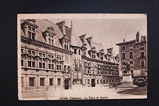 Carte postale ancienne CPA GRENOBLE - Le Palais de Justice