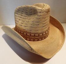 Stetson Roadrunner Cowboy Hat Bryant Finish 6 3/4