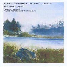 Jon Sarta - Catholic Music Project 11: Psalms [New CD]