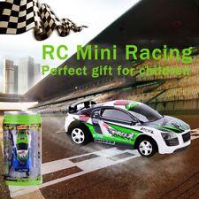 Coke Can Mini Speed RC Radio Remote Control Micro Racing Car Toy Gift  oi