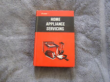 Audel Home Appliance Servicing 1969 Printing Second Ed