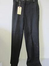 Vintage WWII Era The United States Naval Academy Uniform Pants, Black  #2
