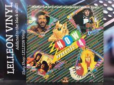 NOW4 Compilation Double LP Album Vinyl Record NOW4 Pop Rock Soul 80's