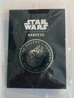 Harveys Seatbelt Bags Lapel Star Wars Falcon Hunk Of Junk Disney Pin B