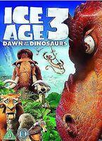 Ghiaccio Età 3 - Alba Of The Dinosaurs DVD Nuovo DVD (3766601086)