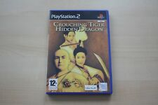 Crouching Tiger Hidden Dragon - Sony Playstation 2 (2003) PS2