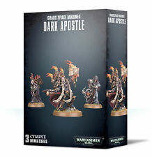 Warhammer 40,000 Chaos Space Marines Dark Apostle 43-37
