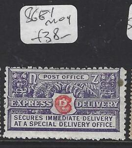 NEW ZEALAND  (PP2411B)  SPECIAL DELIVERY  SG E4    MOG