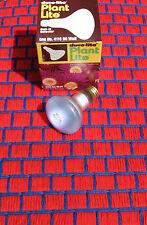 60w GROW LIGHT BULB DURO-LITE 60R20 NEW plant lite 60 watt R20 basking lamp USA