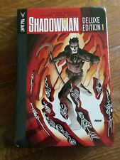 Shadowman Deluxe Edition Vol. 1 - Valiant Comics - OOP
