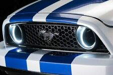 Oracle 2010-2013 Mustang  White LED Halo Kit For Grille Style Fog Light 1334-001