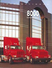 Truck Brochure - International - 8100 8200 - 8000 series Conventionals (T2160)