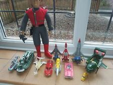 More details for captain scarlet & thunderbirds model collection by carlton  plus 15