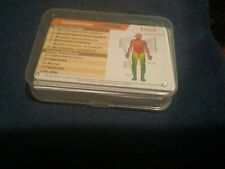 Lisol Medical Reference Cards 27 Pc Set